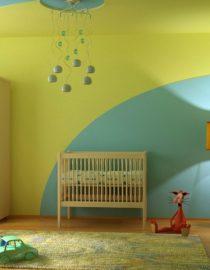 Покраска стен фото 8