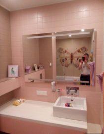 Плитка в ванной комнате фото 1
