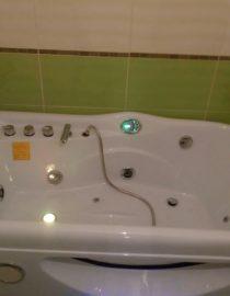 Плитка в ванной комнате фото 3