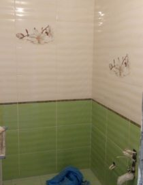 Плитка в ванной комнате фото 4