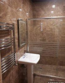 Плитка в ванной комнате фото 5