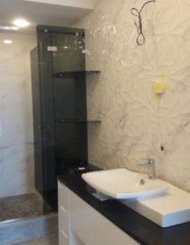 Плитка в ванной комнате фото 6