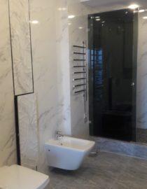 Плитка в ванной комнате фото 7