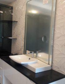 Плитка в ванной комнате фото 8