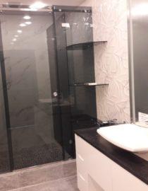 Плитка в ванной комнате фото 9