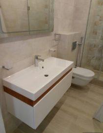 Плитка в ванной комнате фото 12