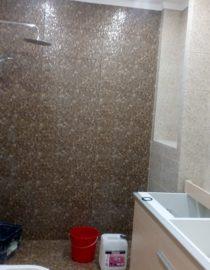 Плитка в ванной комнате фото 16