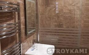 Ремонт квартир фото - Плитка в ванной комнате