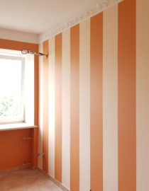 Покраска стен фото 12